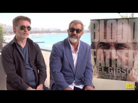 JOE meets Mel Gibson to talk Blood Father, filming in Ireland and style tips from President Higgins