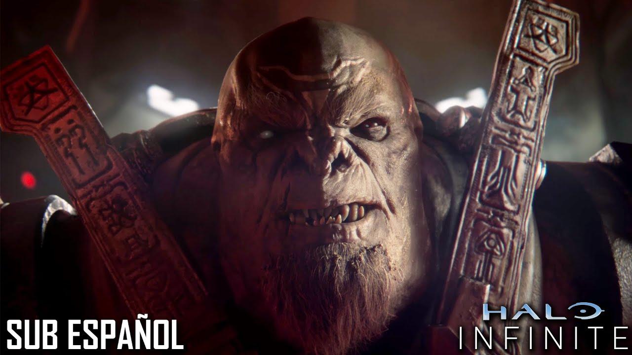 Halo Infinite | El Ascenso de los Desterrados | SUB ESPAÑOL
