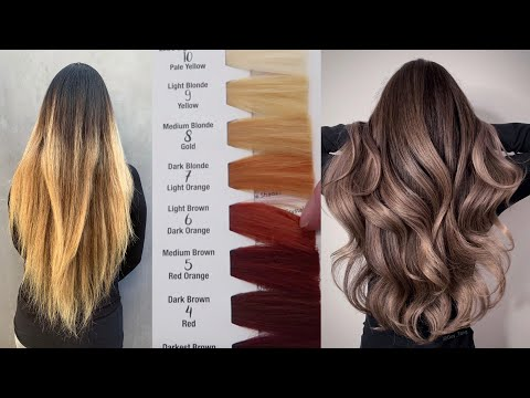 Understanding Hair Color Pigments