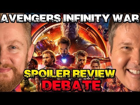 AVENGERS INFINITY WARS SPOILER  Movie Review – Film Fury