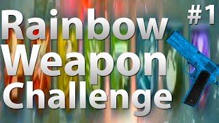 "Origins: Rainbow Weapon Challenge (Part 1) - ""Black Ops 2 Zombies"""