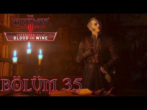 The Witcher 3: Blood And Wine Türkçe Altyazılı - Bölüm 35 - VAMPİRLE GÖRÜŞME thumbnail