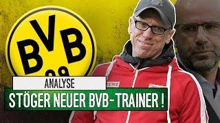 Peter Stöger: Ein Segen für den BVB!!! | Analyse