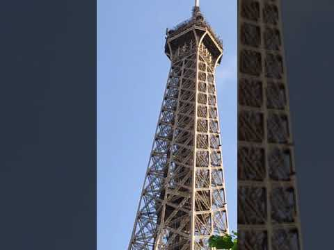 The Ace & TJ Show - Man CLIMBS Eiffel Tower and Promptly Arrested!