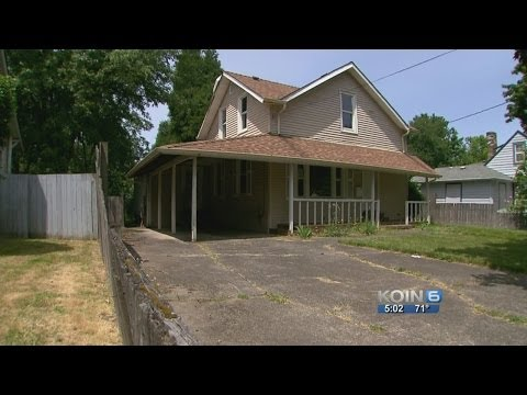 Oregon has most vacant homes in foreclosure