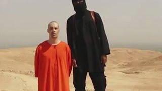 #Игил казнь в павильоне #isis jihadi john execution