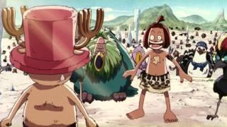 ワンピース 珍獣島のチョッパー王国