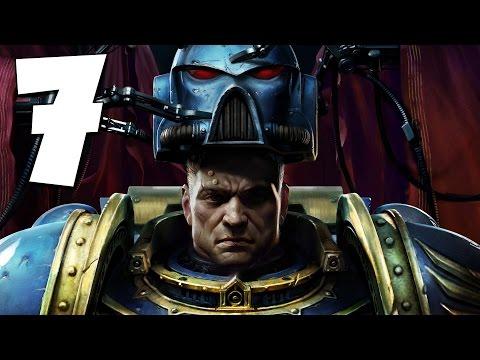 Let's Play Warhammer 40k: Space Marine ft. Mike (#7) - Boyz II Orcs
