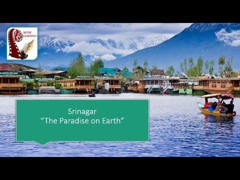 Places to visit in Srinagar | Tourist Attraction in Srinagar | Jammu & Kashmir Tourism| India Travel