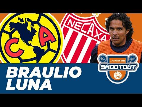 Braulio Luna, ¿América o Necaxa? I Shootout I Los Pleyers