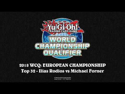 2018 WCQ: European Championship - Berlin - Top 32 - Ilias Rodios vs Michael Forner