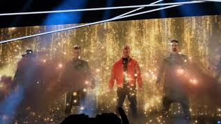 Backstreet Boys - Intro + Everyone & I Wanna Be With You @ Milano forum Assago 15.05.2019