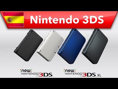 Tráiler de New Nintendo 3DS y New Nintendo 3DS XL