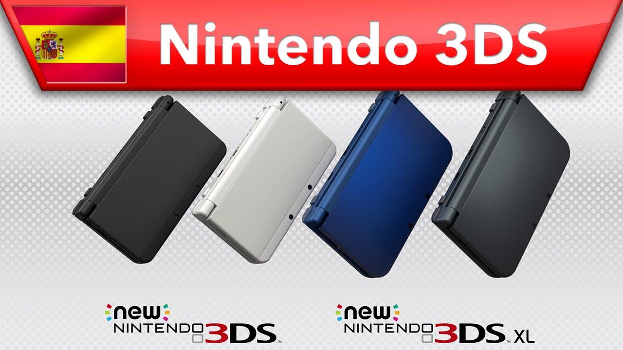 tr iler de new nintendo 3ds y new nintendo 3ds xl youtube. Black Bedroom Furniture Sets. Home Design Ideas
