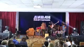 Live Band на шоу ДИВАН '2015