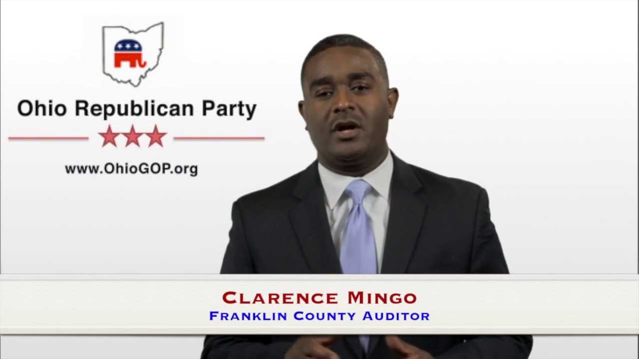 Clarence Mingo Franklin County Auditor Youtube