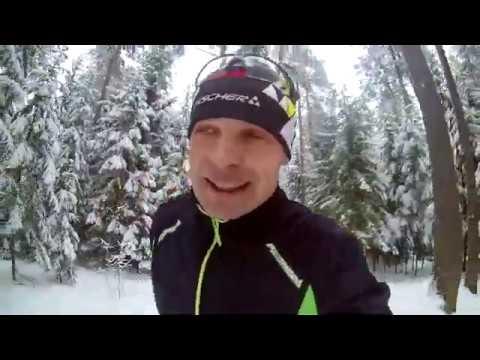 Честный лыжный марафон друзей  1.02. 2020 г г. Гусь-Хрустальный