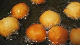 How to Make SIMPLE Chinese Doughnuts, Buffet Style