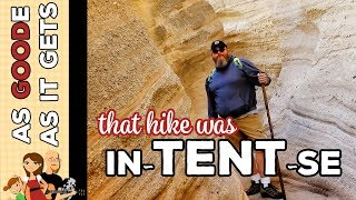 Exploring Kasha-Katuwe National Monument North of Albuquerque, NM // Family Travel // RV Living