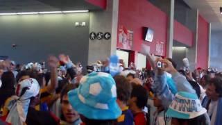 Argentina Fans - Bęst I've ever seen