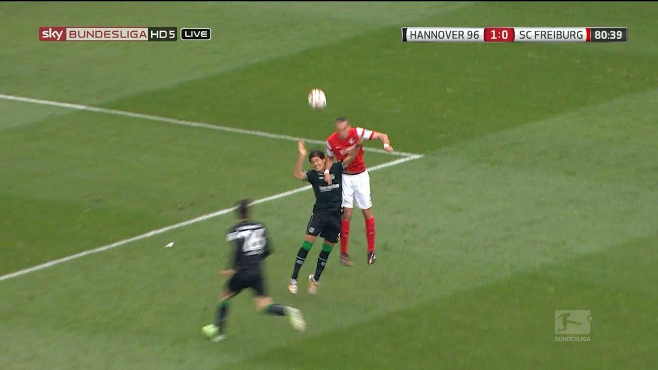 Spiel Hannover