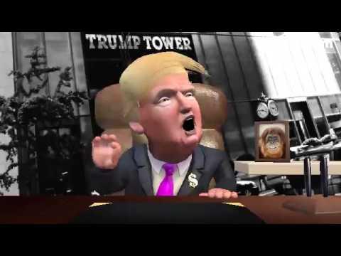 Donald Trump Hosts Saturday Night Live November 7, 2015
