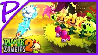 Растения против зомби II #3 (Plants vs  Zombies 2). Игра для Детей #РАЗВЛЕКАЙКА