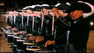 Top Secret Drum Corps The Royal Edinburgh Military Tattoo 2012