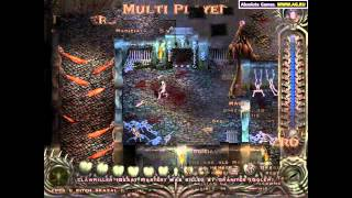 Necromania Trap of Darkness PC 2002 Gameplay