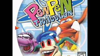 Pen Pen Triicelon - Dreamcast - Full soundtrack
