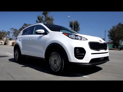 2017 Kia Sportage - Review and Road Test