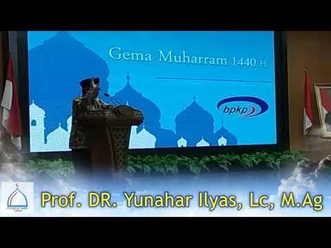 Gema Muharram 1440H (Prof. Yunahar Ilyas)