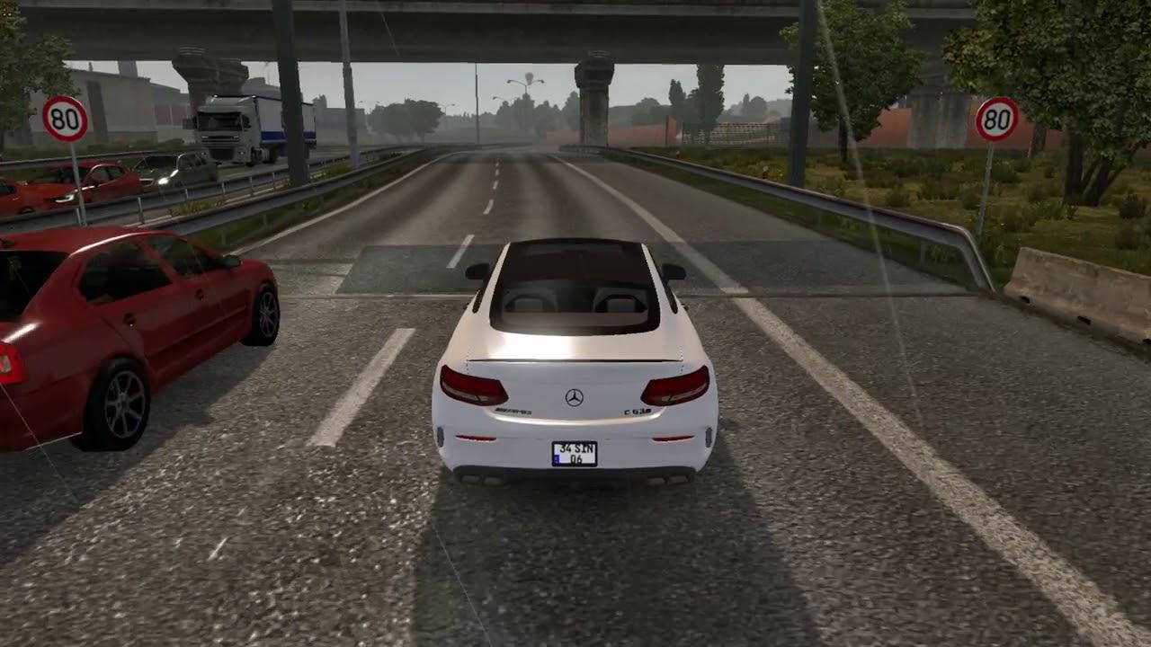 Download Mercedes Benz C63s Am Mod De Carro Mod Car Euro