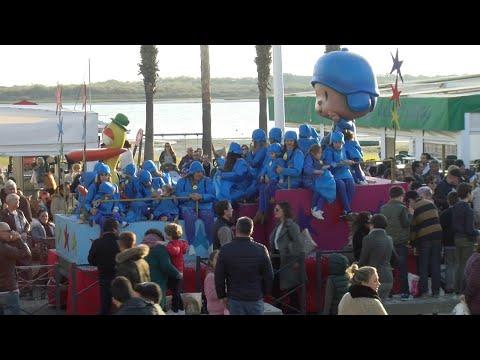 Cabalgata de Reyes Magos de El Rompido 2020