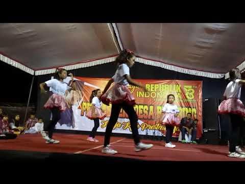 Dance Gak Ada Waktu Beib SD 2 Blimbing