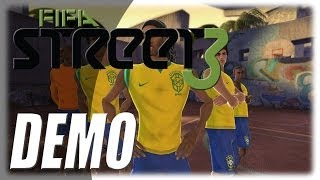 FIFA Street 3 DEMO (Xbox360 gameplay)
