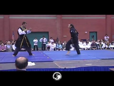 Hwa Rang Do® Demo By Grandmaster Taejoon Lee - 7th WMAE 2006