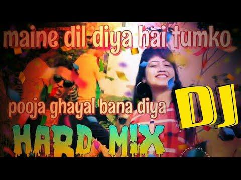 Sona Diya Sonar Ko Payal Bana Diya Dj Utkarsh Singh Hard Mix Dolki