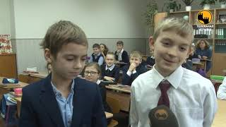Урок здоров'я та здорового  способу життя для учнів початкових класів  відбувся у Чернівецькій ЗОШ №
