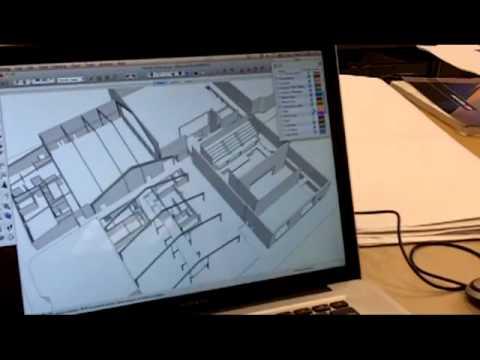Inside UH's 5th Year Architecture/Design Studio