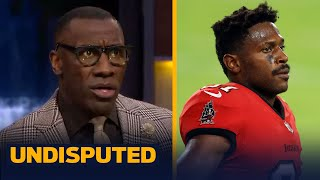 Skip & Shannon on whether Antonio Brown will be the undoing of the Buccaneers | NFL | UNDISPUTED