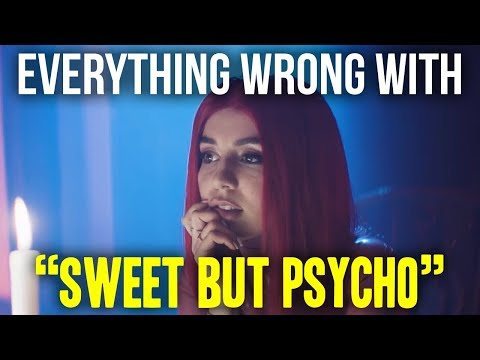 "Everything Wrong With Ava Max - ""Sweet But Psycho"""