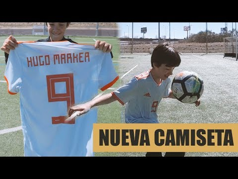 SPANISH FOOTBALL SHIRT REVIEW FIFA WORLD CUP RUSSIA 2018