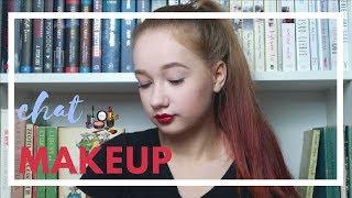 Mój pierwszy [chat] MakeUp z Miss Sporty  + KONKURS