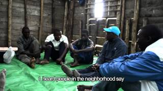 Girls' and Boys' Discussion Groups help prevent Gender Based Violence in the DRC