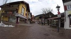 STREET VIEW: Oberstaufen im Allgäu in GERMANY