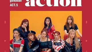 [1시간/1 HOUR LOOP] 구구단(gugudan) - Not That Type (ACT.5 New Ac…