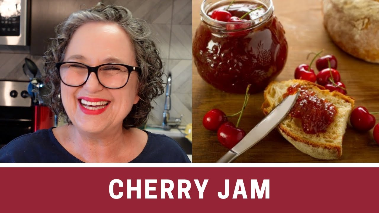 How to make canned cherries 21