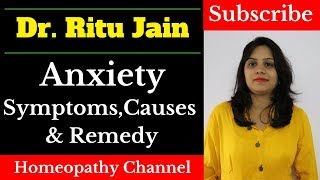 Anxiety ,Symptoms, Causes and Treatment - घबराहट विकार या ऐंगज़ाइटी - Depression & Anxiety