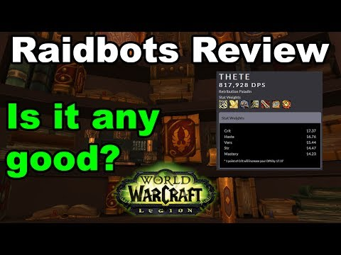 Raidbots Review - Is it any good?
